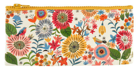 Flower Field Pencil Case - National Comedy Center