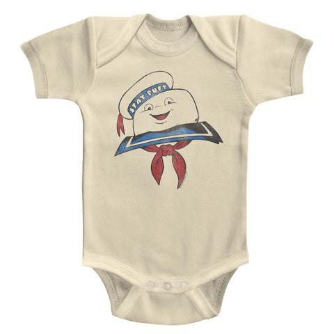 The Real Ghostbusters: Stay-Puft Onesie - National Comedy Center