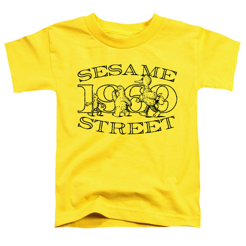 Sesame Street: 1969 Toddler T-Shirt - National Comedy Center
