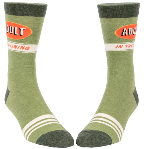 Adult in Training Men's Socks - National Comedy Center