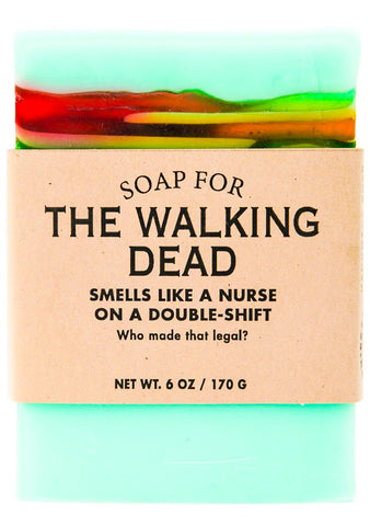 Soap for The Walking Dead