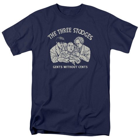 The Three Stooges: Without Cents Shirt