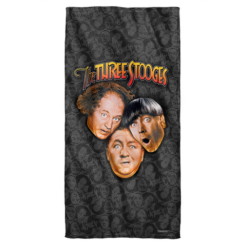 The Three Stooges: All Over Towel