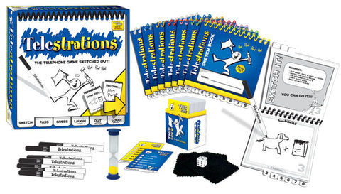 Telestrations® 8 Player: The Original - National Comedy Center