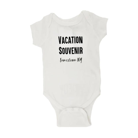 Vacation Souvenir Onesie - National Comedy Center