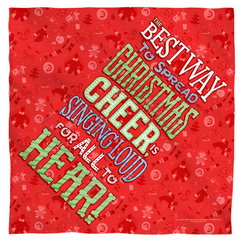 Elf: Xmas Cheer Bandana