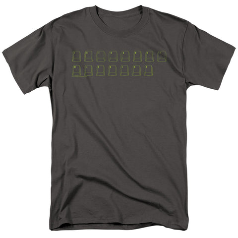 The Big Bang Theory: Intranet Machine Shirt