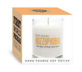 Burn Away Buzzophobia Candle