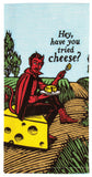 Hey, Have You Tried Cheese Dish Towel - National Comedy Center