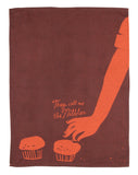 The Nibbler Dish Towel - National Comedy Center