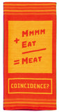 MMM + Eat = Meat Dish Towel - National Comedy Center