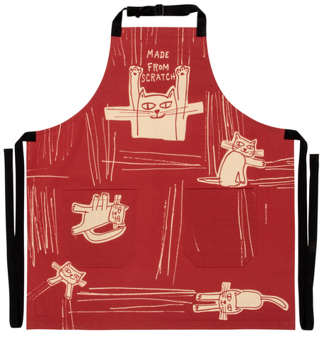 Made From Scratch Apron - National Comedy Center