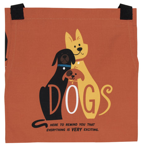 DOGS. Apron - National Comedy Center