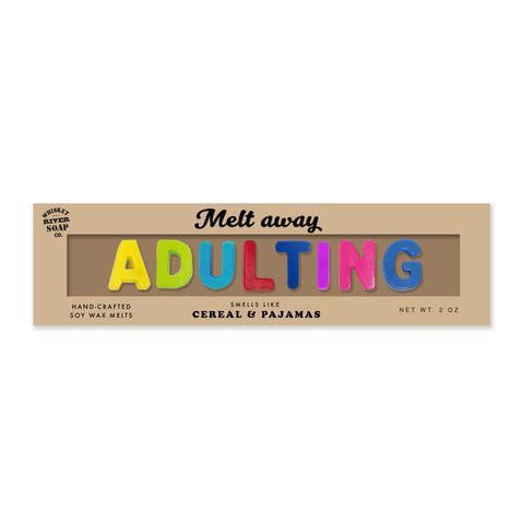 Adulting Wax Melts - The Comedy Shop