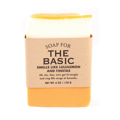 Basic Soap - National Comedy Center