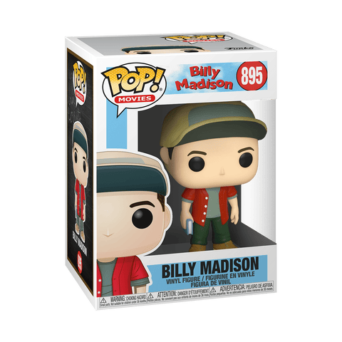 Funko Billy Madison - National Comedy Center