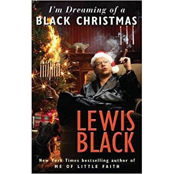 I'm Dreaming of a Black Christmas Book - National Comedy Center