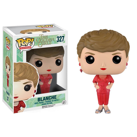 Funko Pop! TV: Golden Girls Blanche - National Comedy Center
