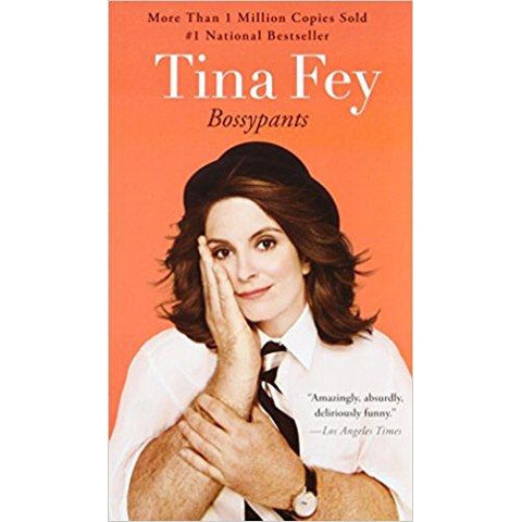 Bossypants by Tina Fey - National Comedy Center