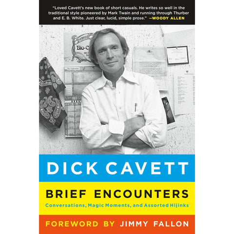 Brief Encounters: Conversations, Magic Moments, and Assorted Hijinks Book - National Comedy Center