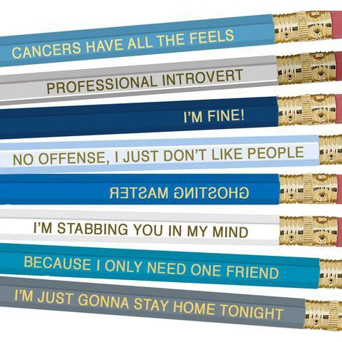 Cancer Pencils - National Comedy Center