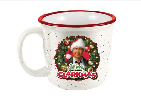 National Lampoon Merry Clarkmas Ceramic Mug - National Comedy Center