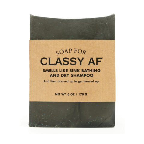 Classy AF Soap - National Comedy Center