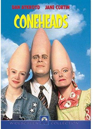 Coneheads DVD