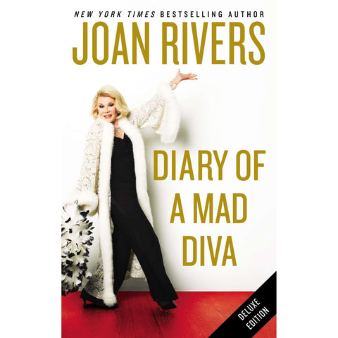 Diary of a Mad Diva Book by Joan Rivers - National Comedy Center