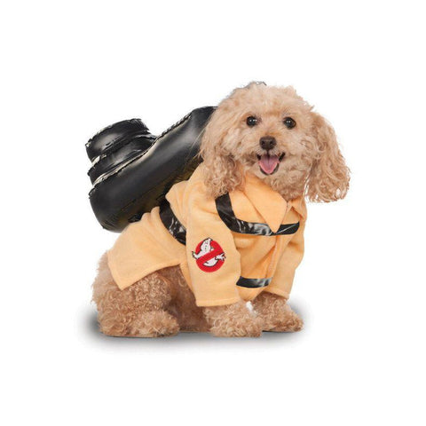 Dog Ghostbuster Jumpsuit Costume