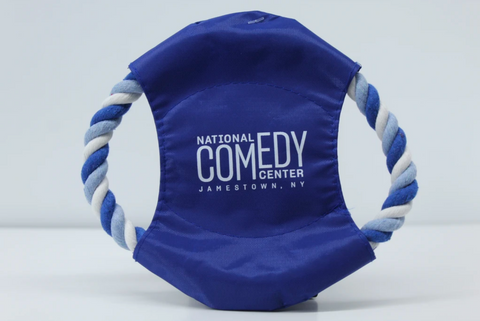 National Comedy Center Fetch It! Dog Toy