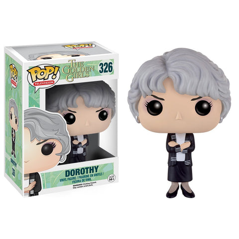 Funko Pop! TV: Golden Girls Dorothy - National Comedy Center