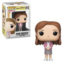 Funko Pop! TV: The Office Pam Beesly - National Comedy Center