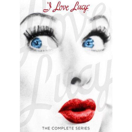 I Love Lucy: The Complete Series DVD Box Set - National Comedy Center
