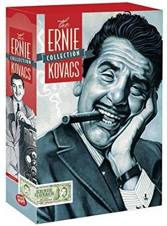 The Ernie Kovacs Collection DVD Box Set - National Comedy Center