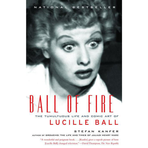 Ball of Fire by Book - National Comedy Center