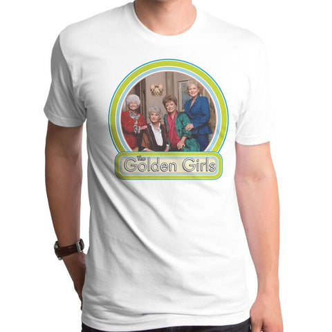 The Golden Girls: Vintage Cast T-Shirt - National Comedy Center