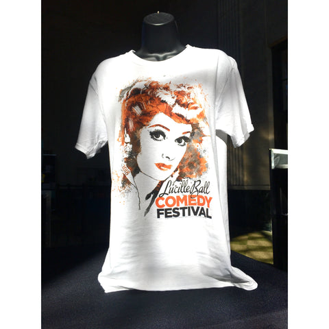 Lucy Comedy Fest T-Shirt 2018 - National Comedy Center