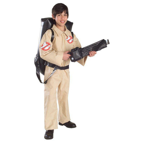 Boy's Ghostbusters Costume - National Comedy Center