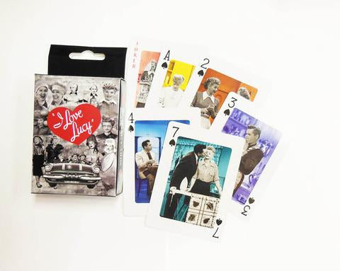 I Love Lucy Playing Cards - National Comedy Center