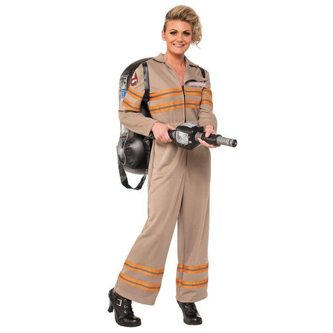 Ladies Deluxe Ghostbusters Costume