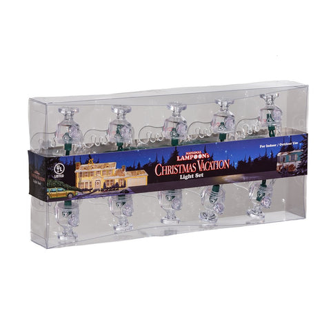 National Lampoon's Christmas Vacation Moose Mug Light Set - National Comedy Center