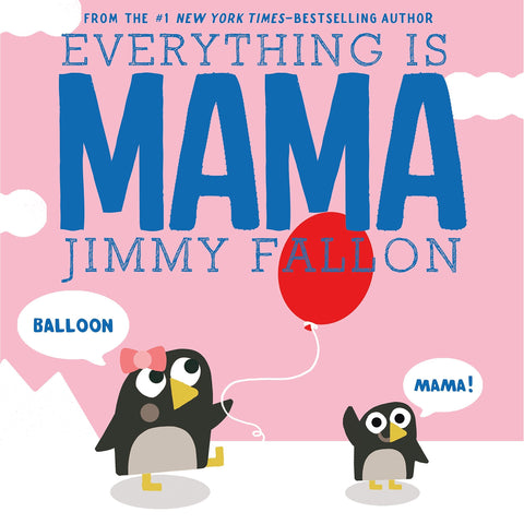 Everything Is Mama Book - National Comedy Center