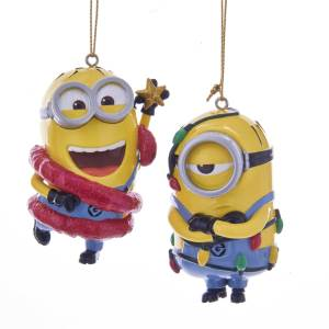Despicable Me Phil Or Mel Ornaments - National Comedy Center