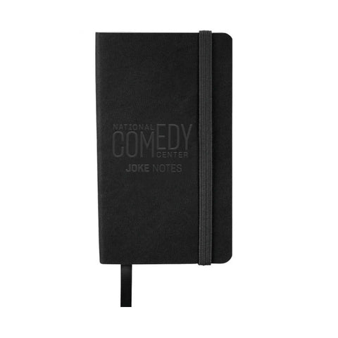 NCC Joke Notes Notebook - National Comedy Center