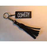 NCC Logo Tassel Keychain - National Comedy Center