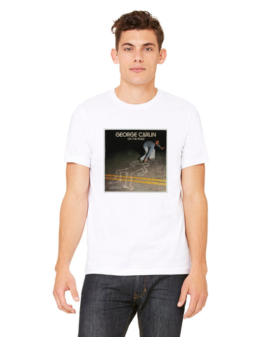 George Carlin On the Road T-shirt - National Comedy Center