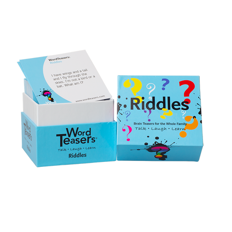 Riddles Solve it Brain Teasers - National Comedy Center