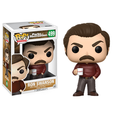Funko Pop! TV: Parks & Rec Ron Swanson