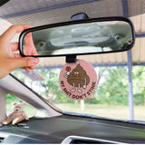 Scents of Humor Rose Air Freshener